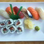 Tenner Or Less: Aisuru Sushi, Kentish Town Road