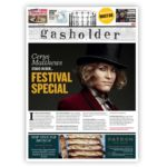 New Gasholder out today: Cerys Matthews heads up our festival special