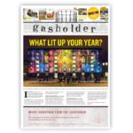 Where to find your free festive issue of Gasholder