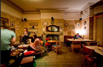 Catford Constitutional Club. Photo: PR
