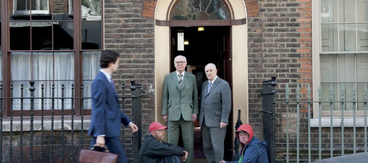 Gilbert and george complete pictures of home.
