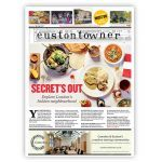 Pick up a free Eustontowner this weekend