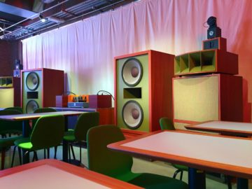Listen without compromise: Spiritland is now open. Photo: Stephen Emms