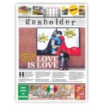 Where to find the free March print issue of Gasholder