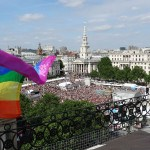 Do Pride 2014 - north London style