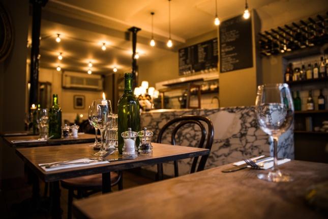 How Patron may look inside - Cafe Gourmand, Soho. Photo: Cafe Gourmand