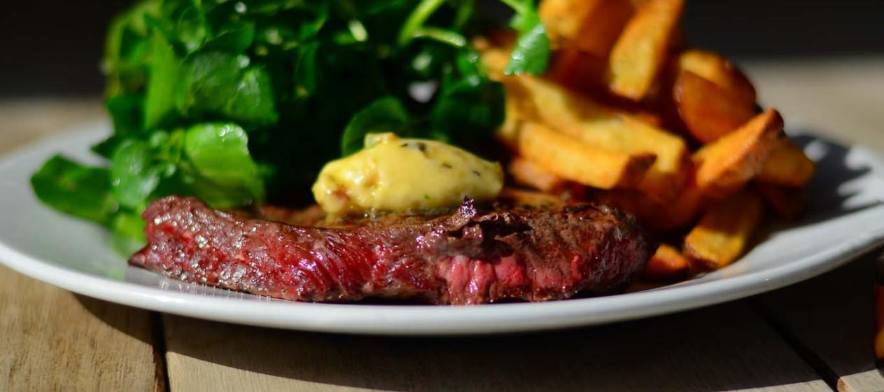 London's best value steak?  Photo: PR