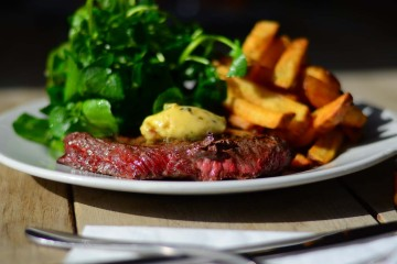 London's best value steak?  Photo: PR
