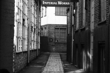 Imperial Works. Photo: Martin Plaut