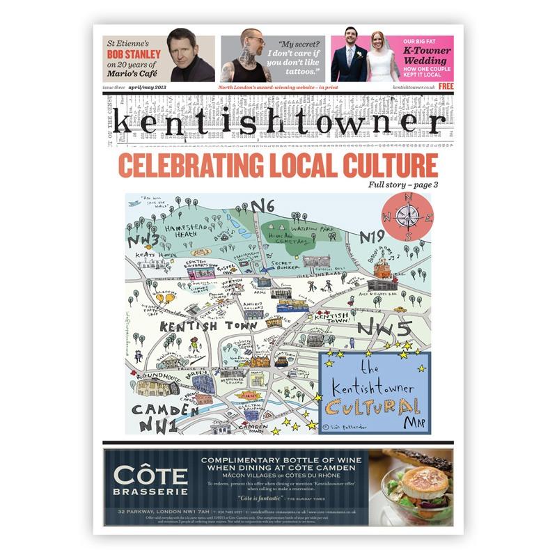 Kentishtowner in print – issue 3
