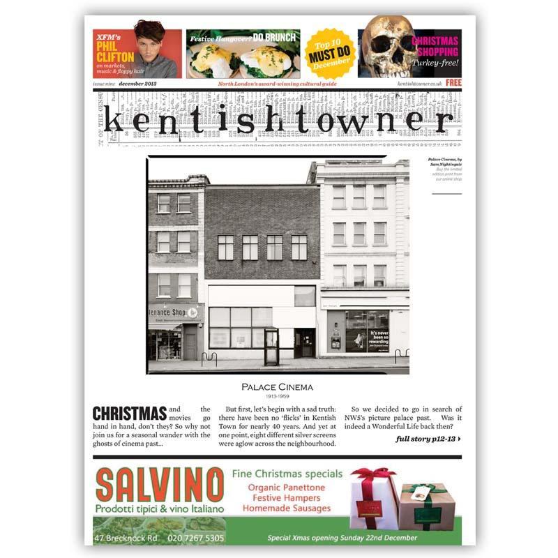 Kentishtowner in print – issue 9