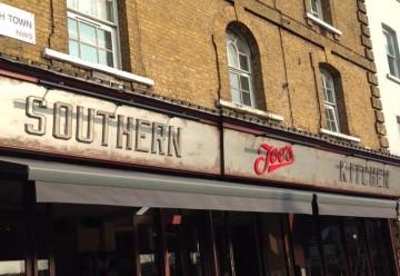 Joe's Southern Kitchen sign