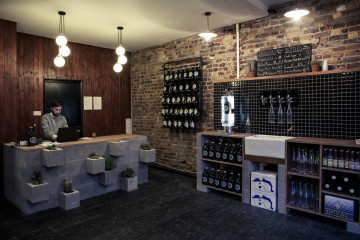 How the interior may look: Clapton Craft's E5 branch. Photo: CC