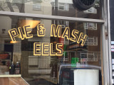 You have to eat at this classic pie and mash shop
