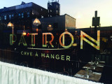 Review: Patron, Kentish Town