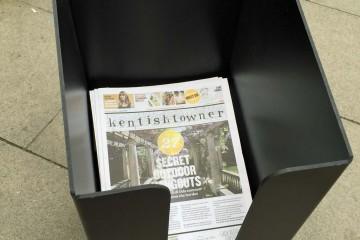 KT23 display bin