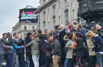 This year's event takes place on Saturday. Photo: Pride