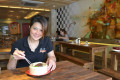 Public Speaking: Carol Wong, restaurateur, Pit Stop Cafe