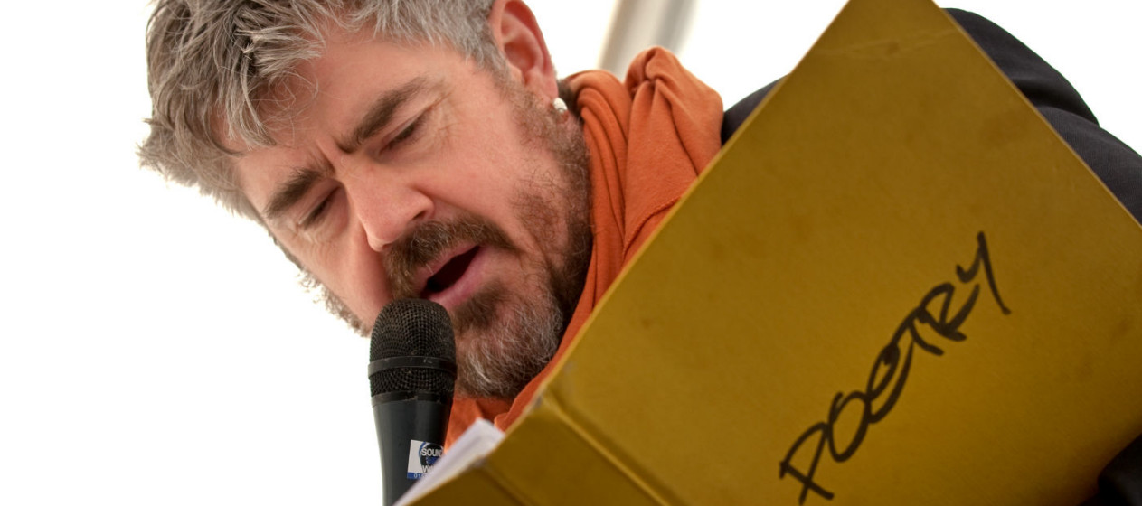 Phill Jupitus is doing two events. Photo: PR