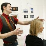 Sarah Park Meets: Conrad Andrews, hair stylist