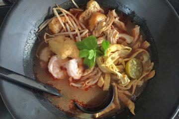 Laksa Kitchen sarawak