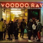 Voodoo Ray's is opening in Camden