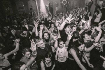 A crowd at XOYO. Photo: PR