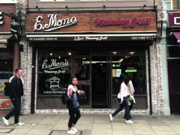 E.Mono opens its latest branch in Camden. Photo: SE