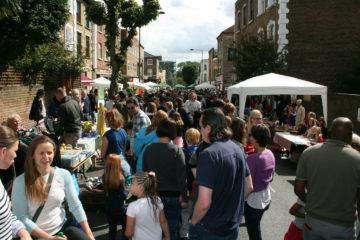 It's like Alma Street but a bit smaller. Photo: Dan Carrier