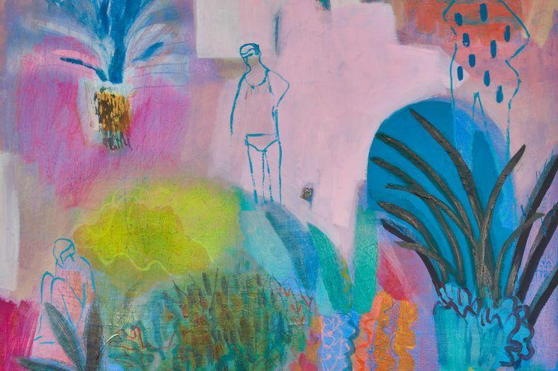 Affordable Art Fair Hampstead Heath