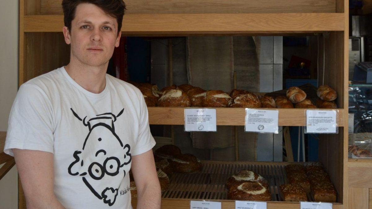 Bread by bike