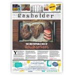Where to find your May issue of Gasholder
