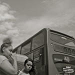 In Pictures: waiting at Camberwell's #36 bus stop