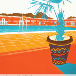 Do you love Brockwell Park Lido? Look at this poster