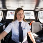 What's it like being London's only female river bus captain?