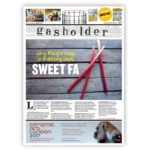 Where to find your free April issue of Gasholder