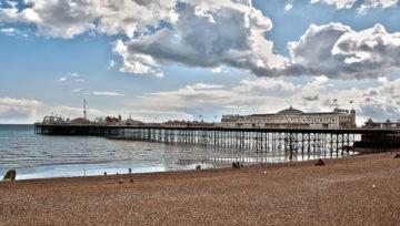 Brighton: ready to rival Ibiza. Photo: Berit Watkin (Flickr/CC)