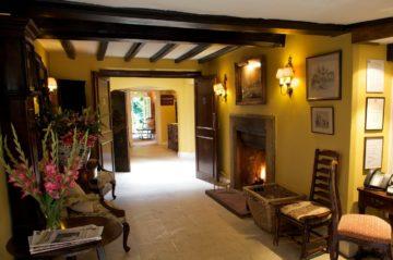 Ockenden Manor Hotel & Spa - Lobby
