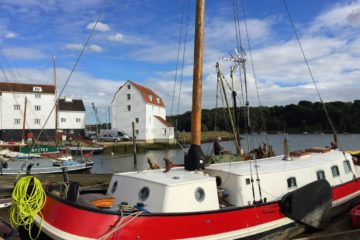 The Tide Mill is one of only two.